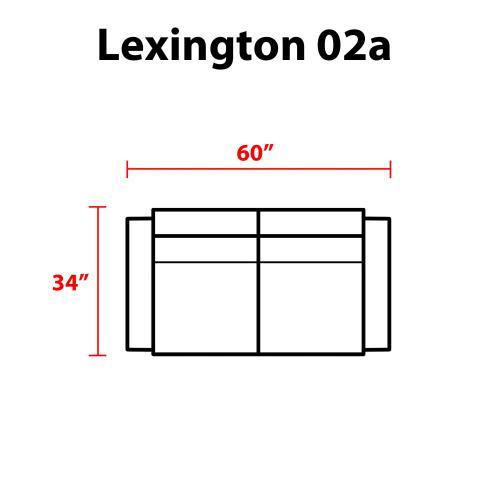 Tk Classics - Lexington Loveseat
