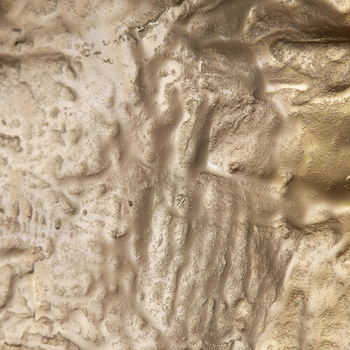 Uttermost - Archive Metal Wall Decor, Brass