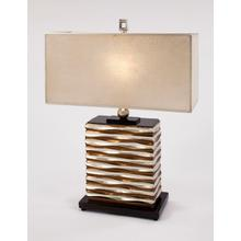 Table Lamp 22x11x30""