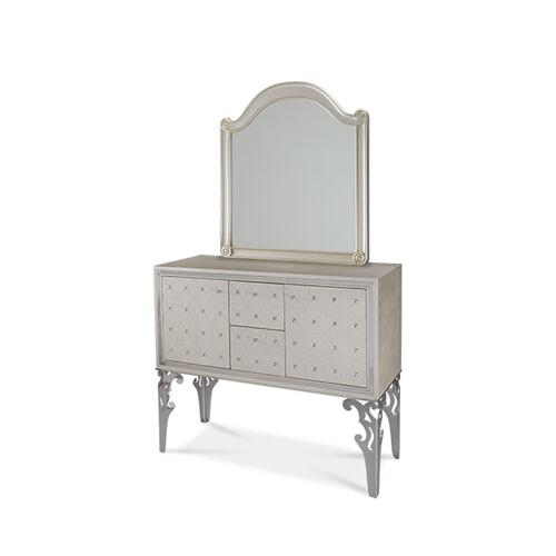Sideboard and Sideboard Mirror