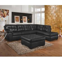 "2 PC Sectional 124"" x 87"""
