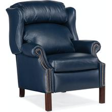 See Details - Bradington Young Chippendale Reclining Wing Chair 4114