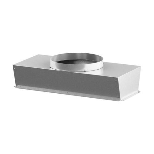 Transition Accessory for Dual-Blower Range Hood