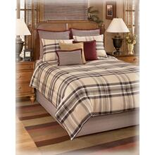 Hudson 9-piece Queen Comforter Set