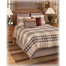 See Details - Hudson 9-piece Queen Comforter Set