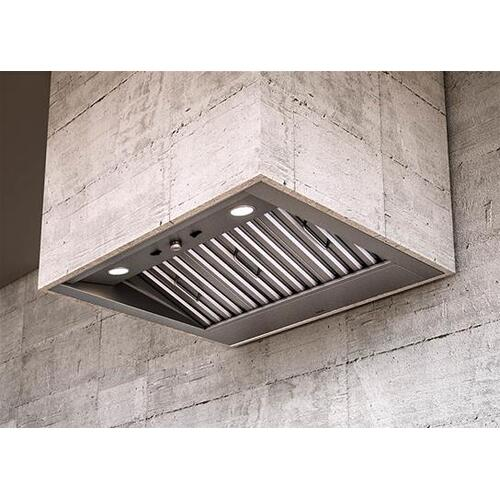 Product Image - CPD9M Series 48-inch Stainless Steel Outdoor Range Hood Insert 1300 Max CFM