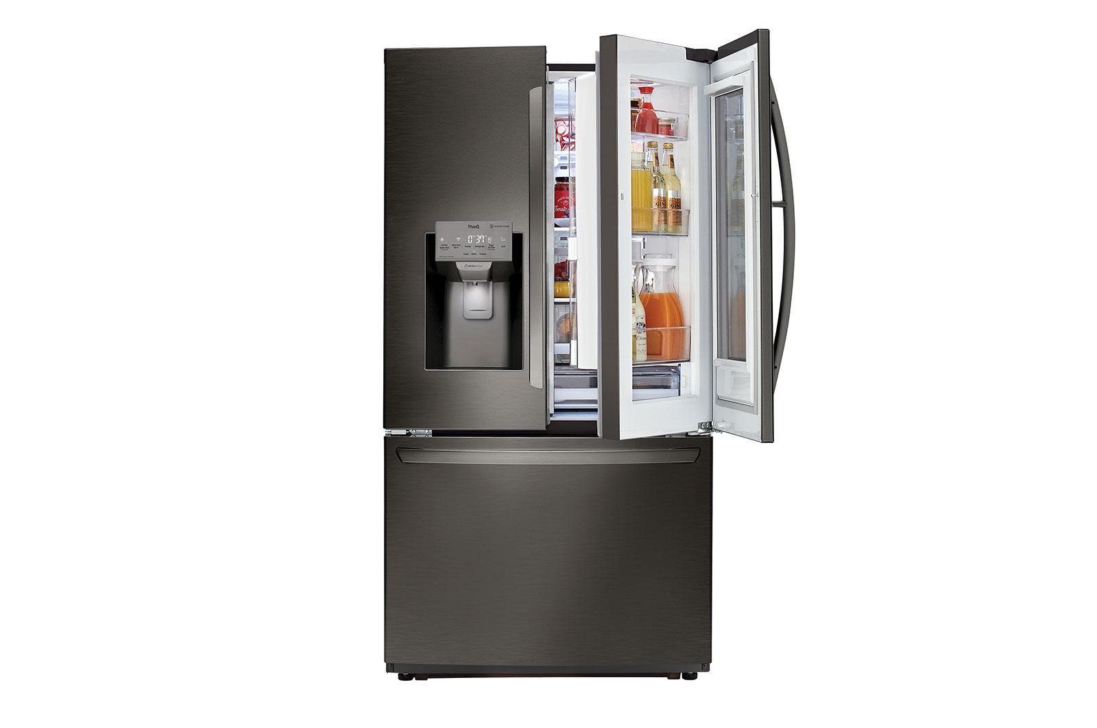 LG Appliances22 Cu. Ft. Smart Wi-Fi Enabled Instaview™ Door-In-Door® Counter-Depth Refrigerator