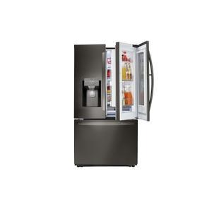 22 cu. ft. Smart wi-fi Enabled InstaView™ Door-in-Door® Counter-Depth Refrigerator Product Image