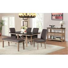 Modern 6pc Dining Set