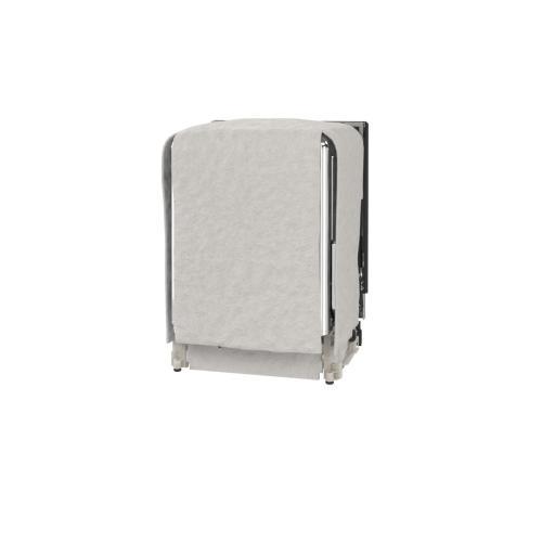 44 dBA Dishwasher in PrintShield Finish with FreeFlex Third Rack - Stainless Steel with PrintShield™ Finish