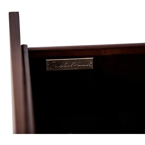 Cloche TV Stand Bourbon