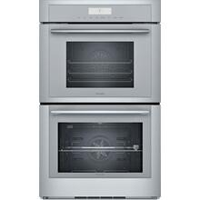 Double Steam Wall Oven 30'' Masterpiece® Stainless Steel MEDS302WS
