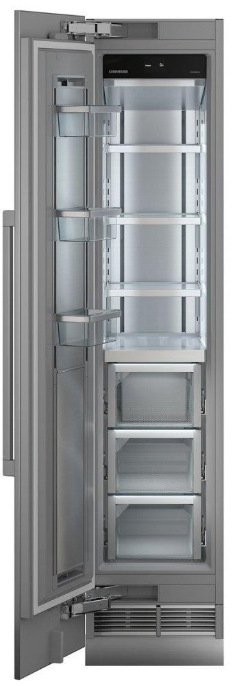 "18"" Freezer for integrated use with NoFrost"