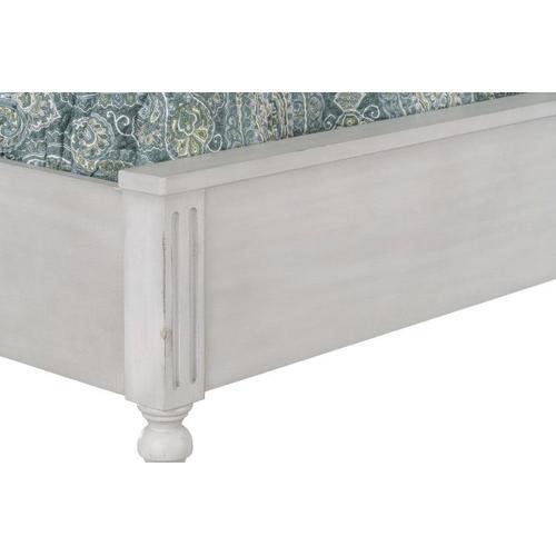 Standard Furniture - Sarah Full Upholstered Panel Bed