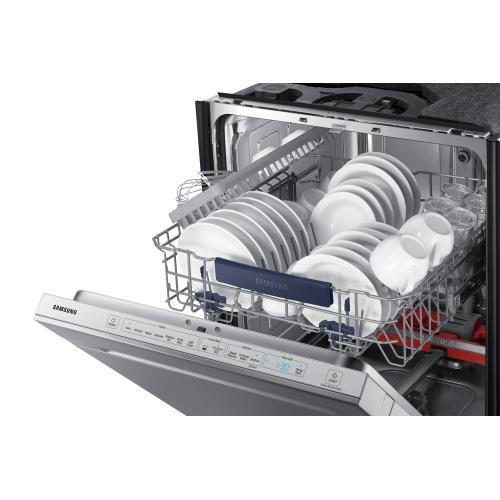 Samsung Canada - DW80M9550US Premium Dishwasher with WaterWall™ Technology