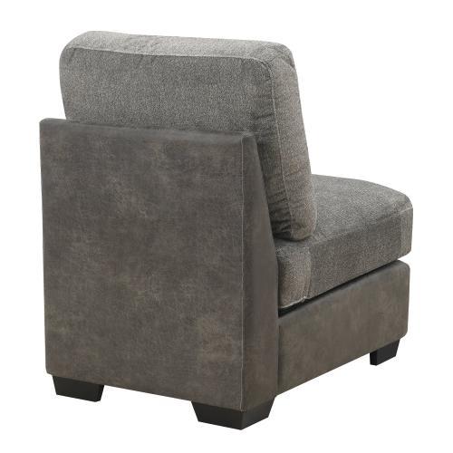 Emerald Home Berlin U4551-15-03 Armless Chair