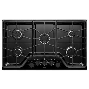 36-inch 5-burner Gas Cooktop with Power Burner Product Image