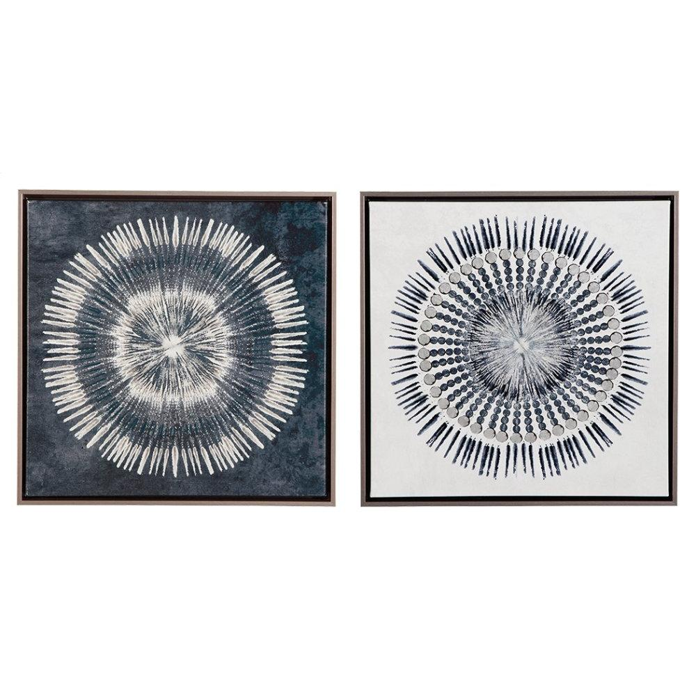 See Details - Monterey Wall Art (set of 2)