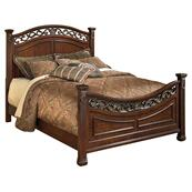 Leahlyn Queen Panel Bed