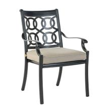 Hayden Stackable Dining Arm Chair