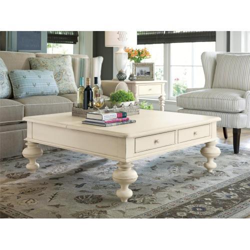 Paula Deen Home - Rectangular End Table