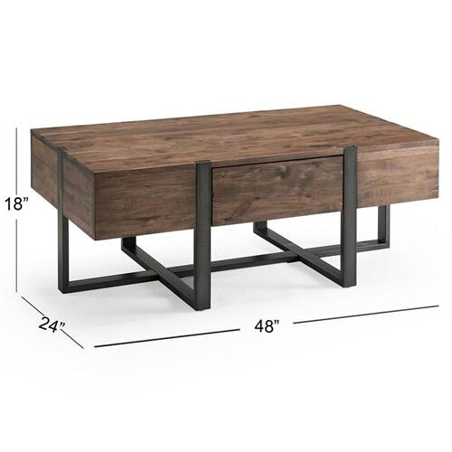 Condo Rectangular Cocktail Table