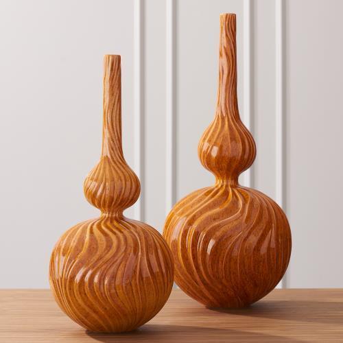 Magura Vase-Mandarin-Med