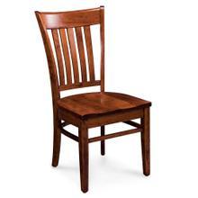 View Product - Kaskaskia Side Chair, Fabric Cushion Seat