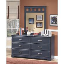 Dresser Leo - Blue Collection Ashley at Aztec Distribution Center Houston Texas