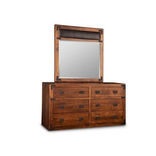 - Saratoga 6 Drawer Long Dresser