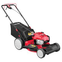 "Troy-Bilt 21"" Self-Propelled Lawn Mower - Powered by a Briggs & Stratton 163cc EXi 725 Series Engine"