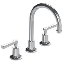 Fleetwood lever 3-hole basin mixer