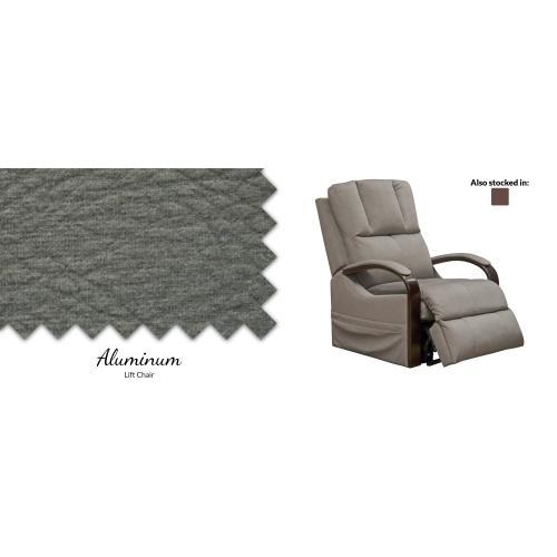 Aluminum Lift Chair - Weight Capacity: 300 LB