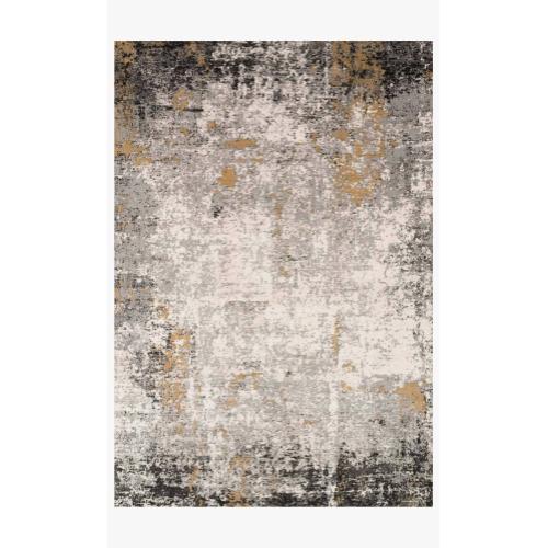 ALC-02 Granite / Gold Rug
