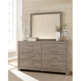 Culverbach Bedroom Mirror Gray