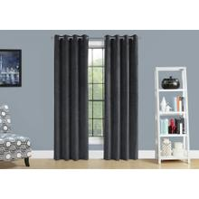 "CURTAIN PANEL - 2PCS / 52""W X 95""H GREY ROOM DARKENING"