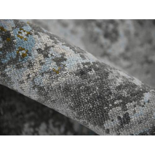 Amer Rugs - Nuit Arabe Nui-22 Silver Sand