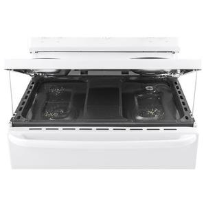 Gallery - Free-standing Electric Range - White