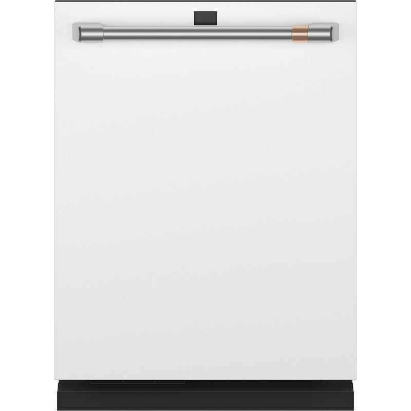 Café™ Smart Stainless Steel Interior Dishwasher with Sanitize and Ultra Wash & Dual Convection Ultra Dry