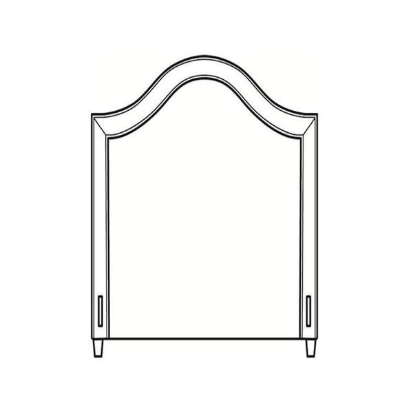 See Details - Twin Tall Headboard