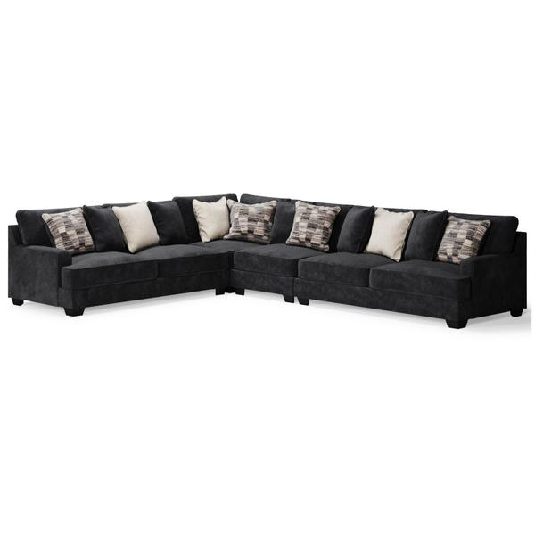 See Details - Lavernett 4-piece Sectional
