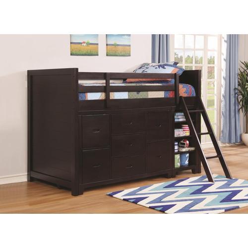Coaster - Twin Loft Bunk Bed