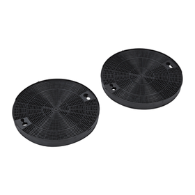 Range Hood Replacement Charcoal Filter, 2-Pack
