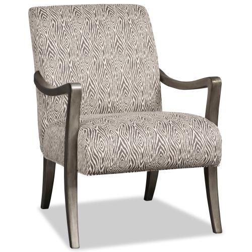 Living Room Dante Exposed Wood Chair