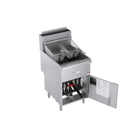 70 Lbs. Commercial Gas Fryer - Propane