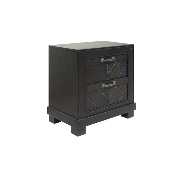 Montana Nightstand, Brown