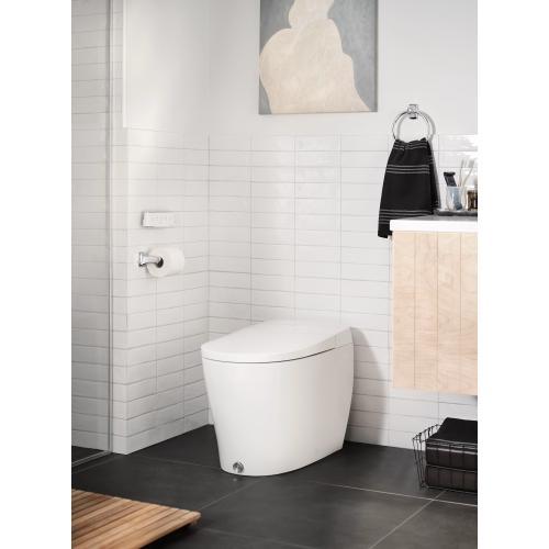 Adler Chrome 3 Piece Bath Accessory Kit
