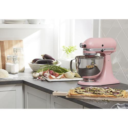 Artisan® Series 5 Quart Tilt-Head Stand Mixer - Matte Dried Rose