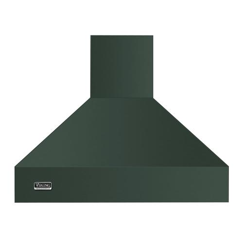 "48"" Wide 18"" High Chimney Wall Hood - VCWH Viking 5 Series"