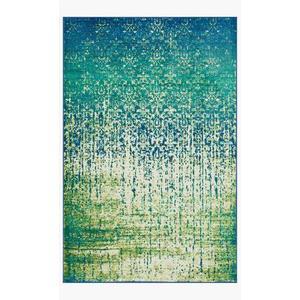 Gallery - MZ-07 Blue Cascade Rug